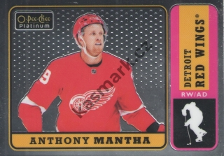 MANTHA Anthony | Red Wings | No.R23