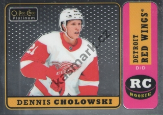 CHOLOWSKI Dennis | Red Wings | No.R77